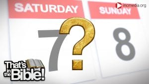 a calendar with Saturday and Sunday with a gold question mark