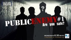 Public Enemy #1: Are you safe?