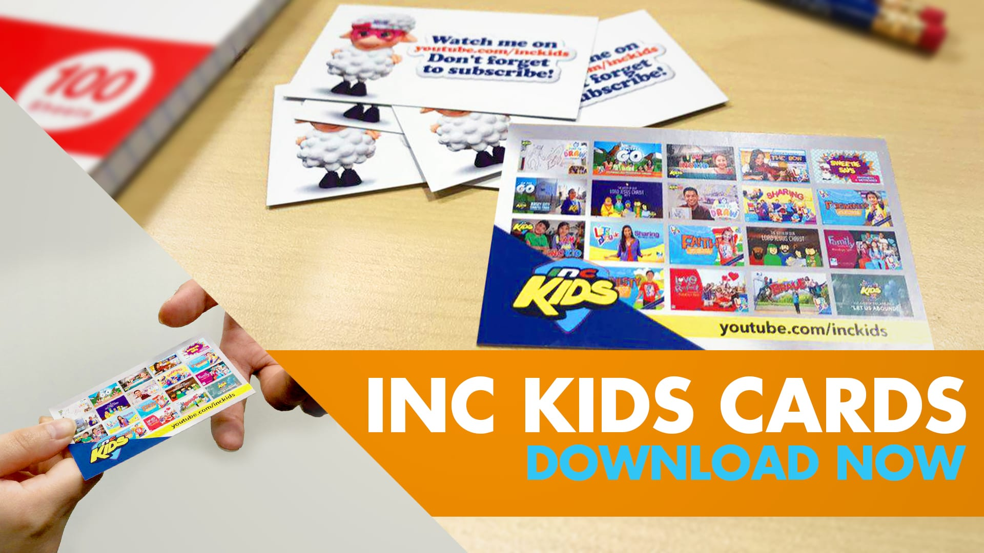 """""""INC Kids cards download now"""""""