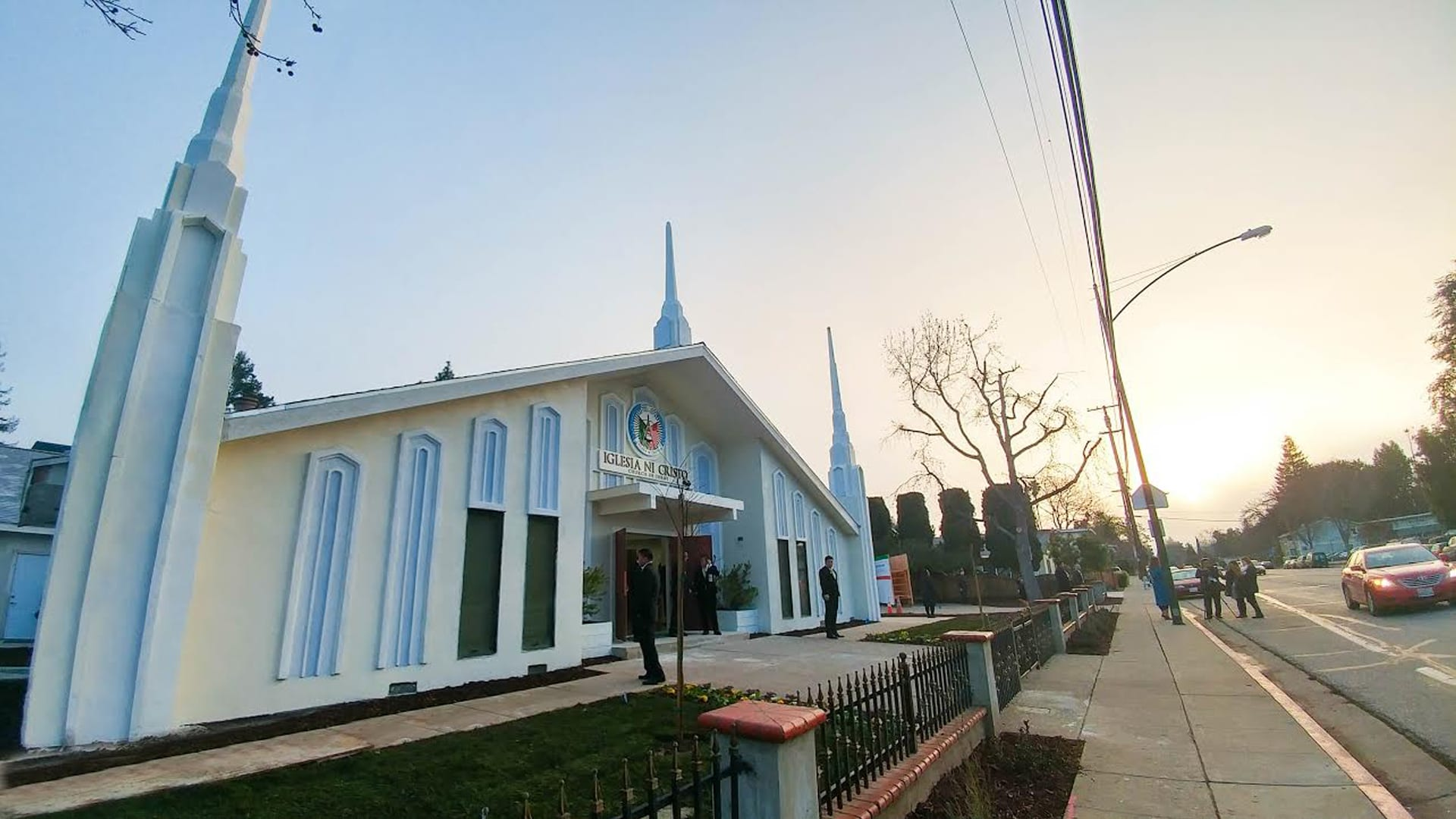 Church Of Christ house of worship in Mountain View, California