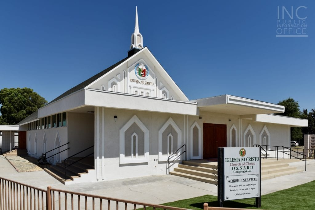 Renovated house of worship chapel in Oxnard