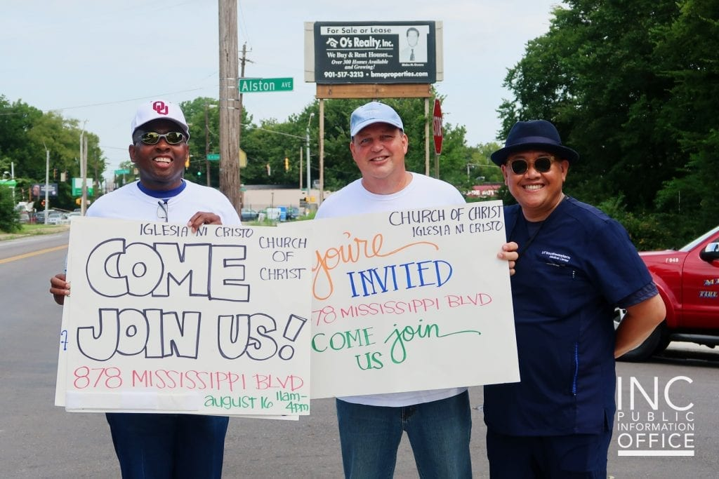 The Memphis event is the 4th stop of the FYM Foundation's Aid to Humanity U.S. outreach series this August.