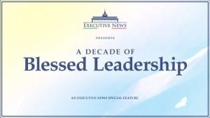 A Decade of Blessed Leadership
